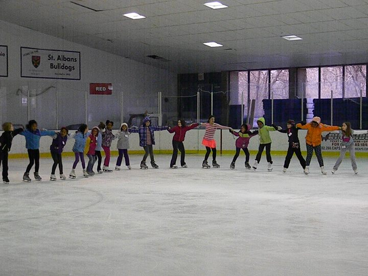 Friends of Fort Dupont Ice Arena cover