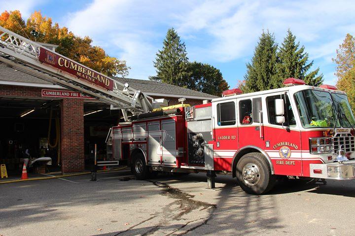 Cumberland Fire Department - Maine - Cumberland Center