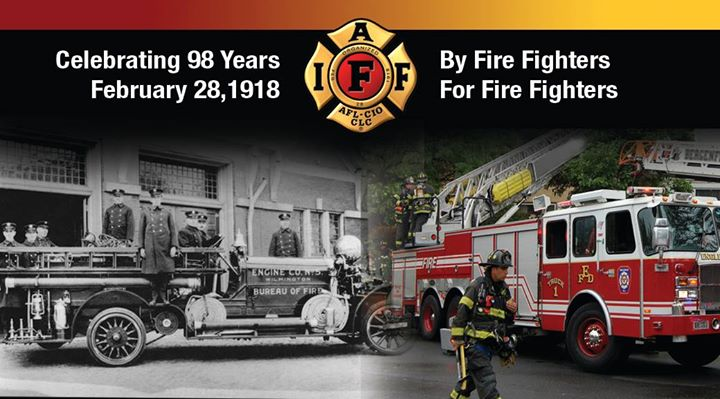 Dallas Firefighters Association-Local 58 cover