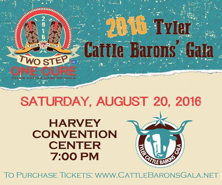 Tyler Cattle Barons' Gala cover