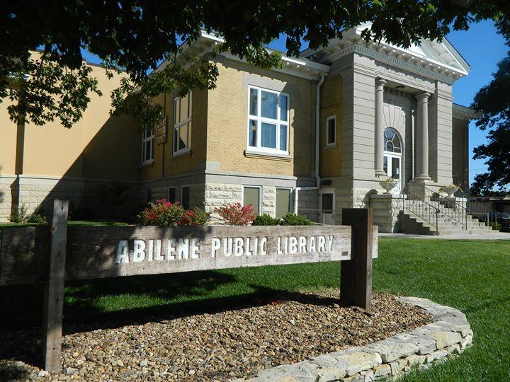 Abilene Public Library cover