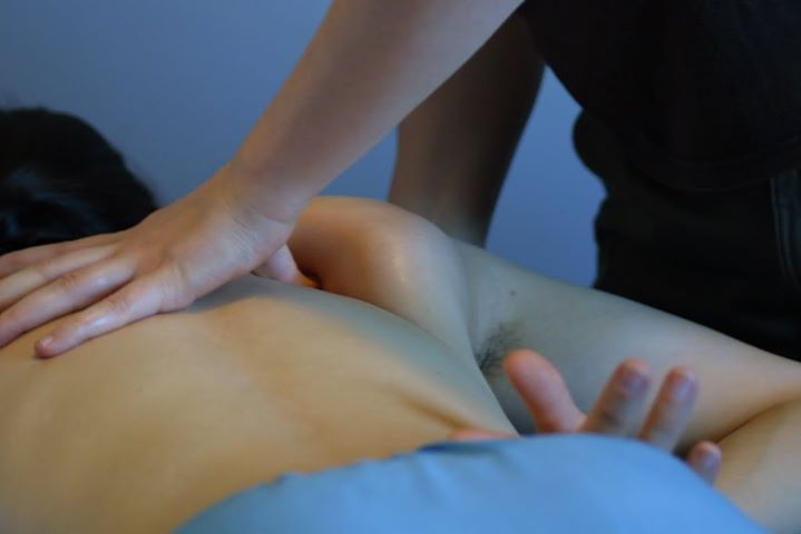 Abi Harper Massage Therapy cover