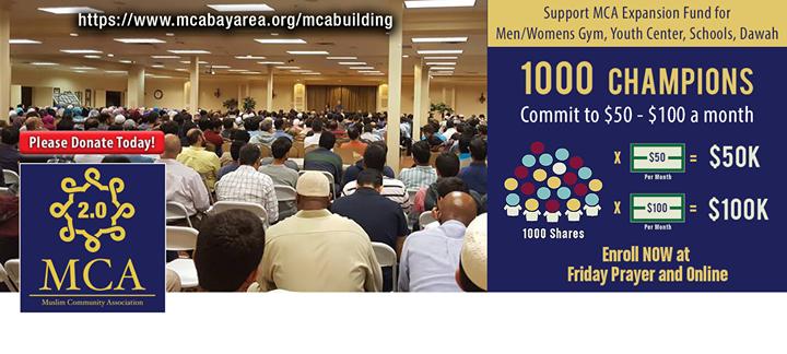 Muslim Community Association cover