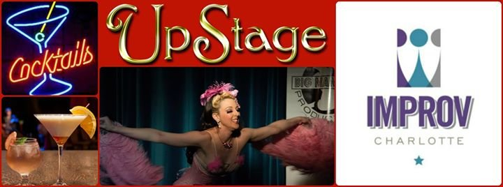 UpStage cover