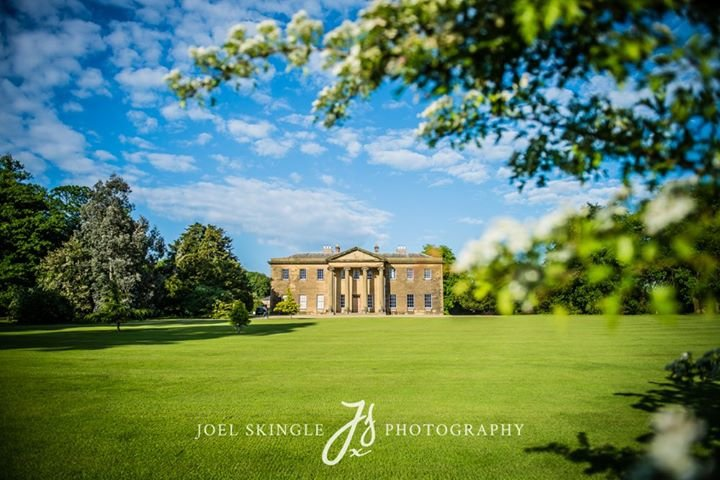 Rise Hall Weddings cover