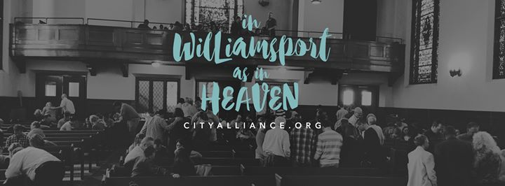 City Alliance Church cover