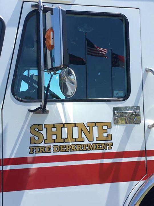 Shine Fire & EMS cover