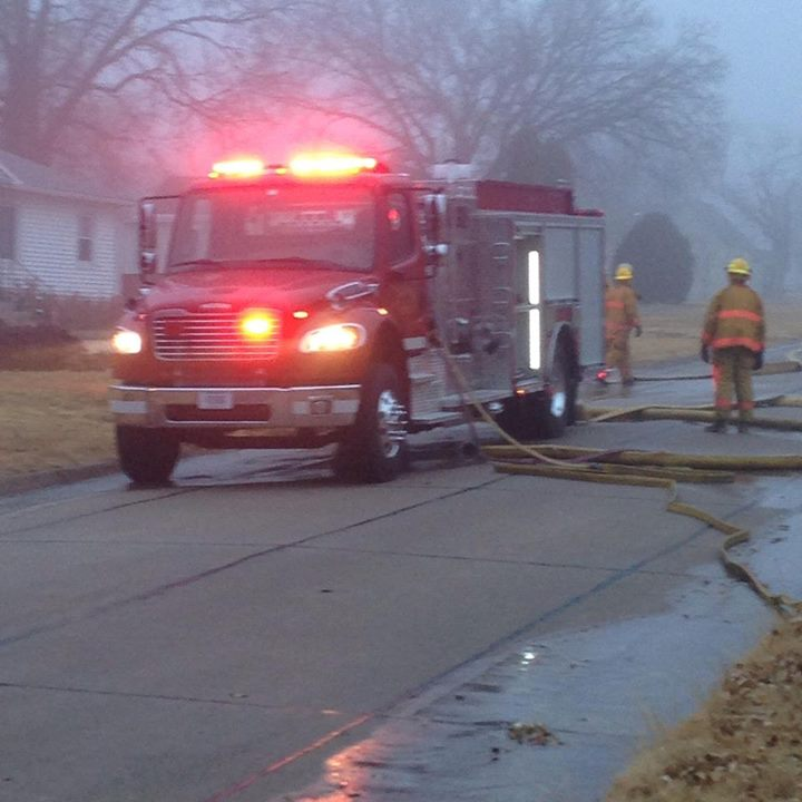 Alma volunteer Fire & Rescue - Alma Nebraska cover