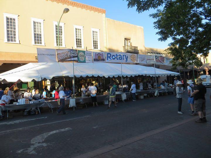 Rotary Club of Santa Fe cover