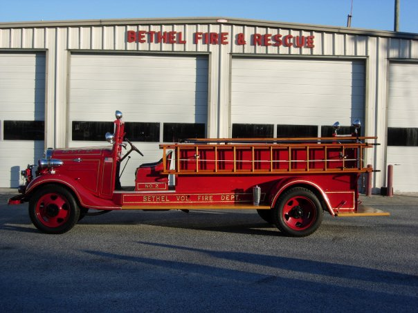 Bethel Fire and Rescue Department cover