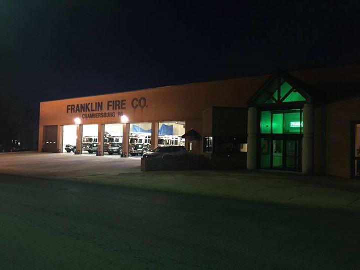 Franklin Fire Company cover