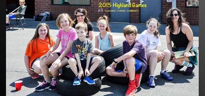 CrossFit Impavidus KIDS & Teens cover