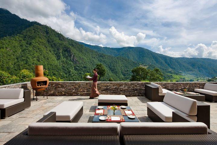 COMO Uma Punakha, Bhutan cover