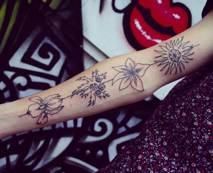 Kenny Fajardo Fine Art And Tattoos Phoenix United States