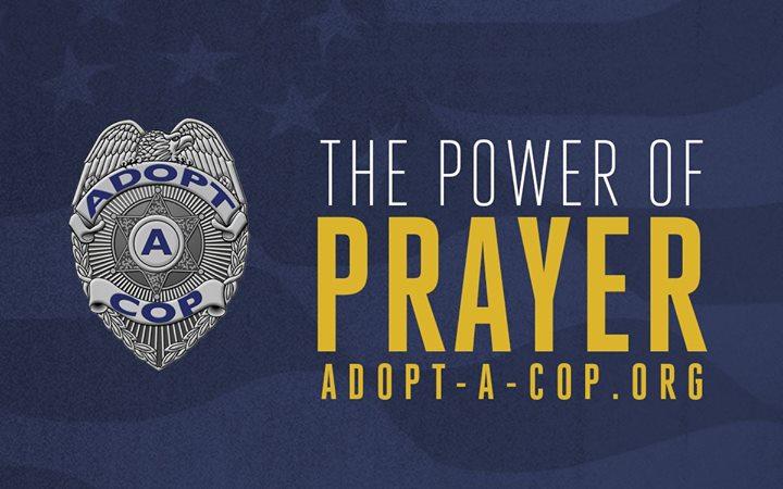 Adopt-a-Cop cover
