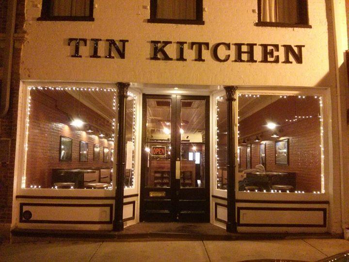 Tin Kitchen cover