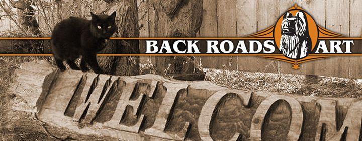 Back Roads Art cover