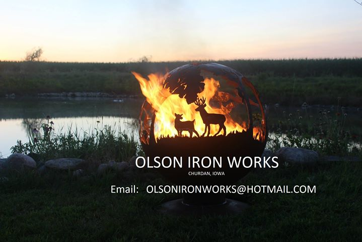Olson Iron Works cover
