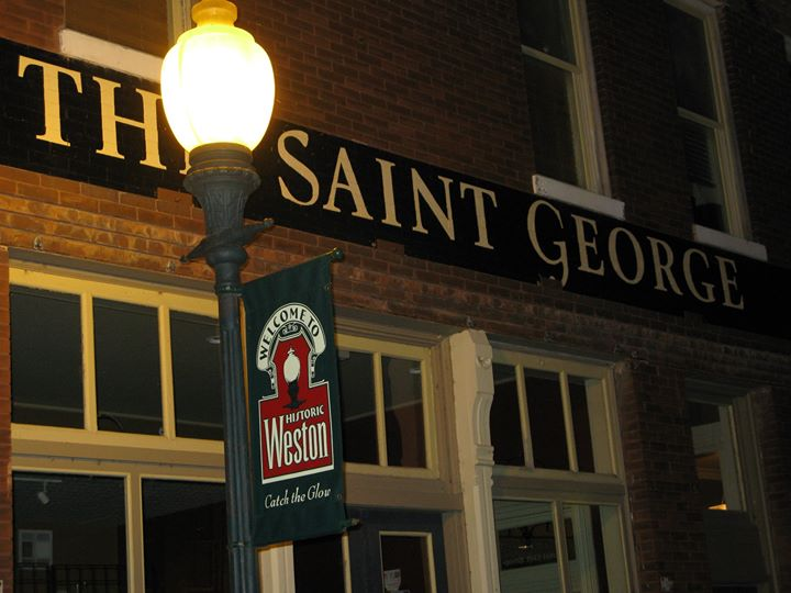 The Saint George Hotel cover