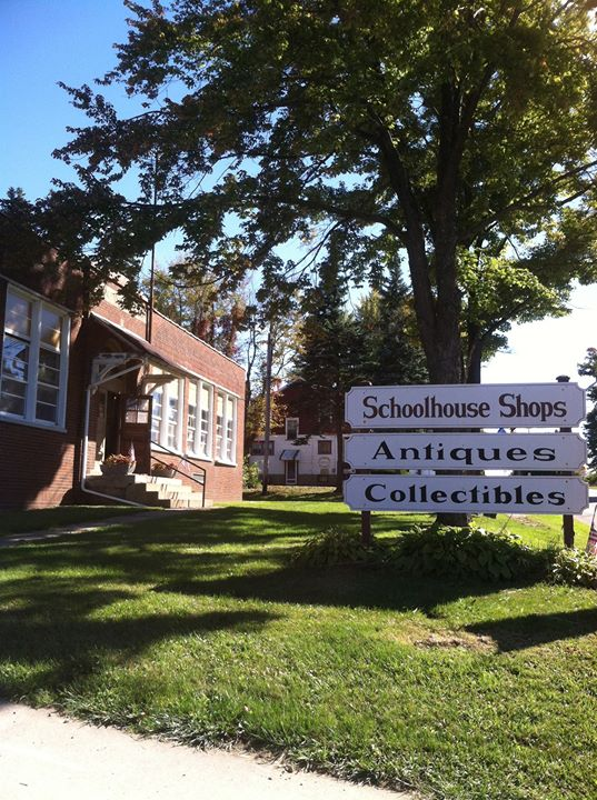 Schoolhouse Shops At Leesburg, Antiques & Collectibles cover