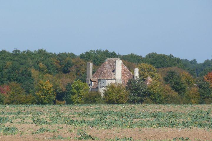 Chateau de La Brosse cover