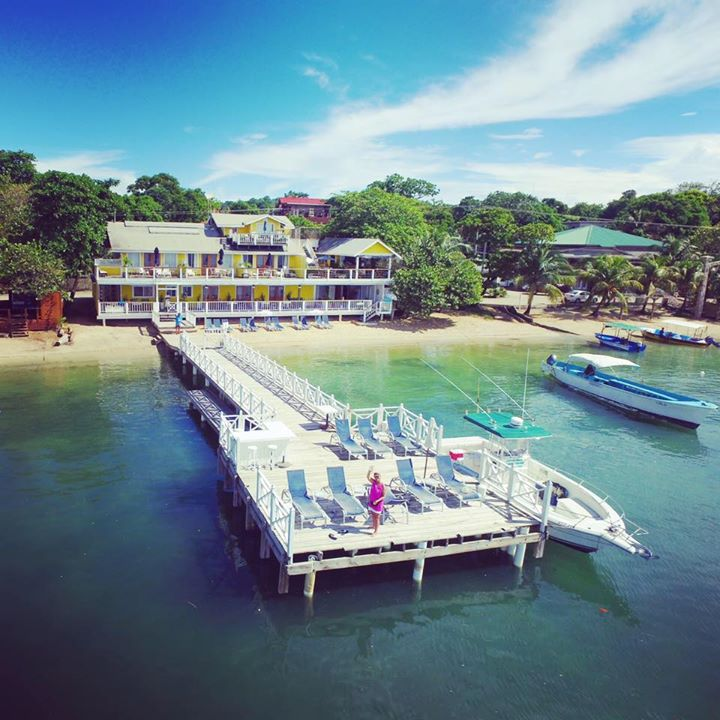 The Beach House Roatan Cover
