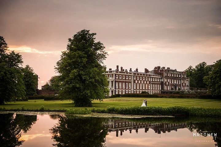 Knowsley Hall cover