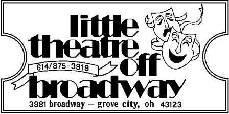 LTOB - Little Theatre Off Broadway cover