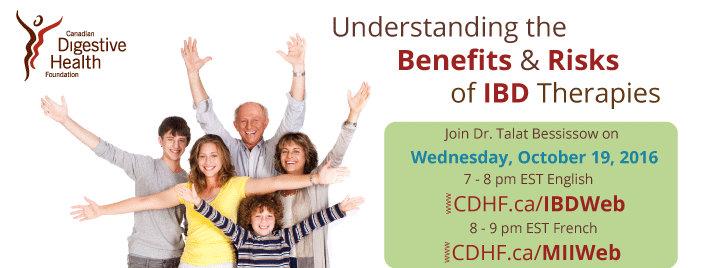 Canadian Digestive Health Foundation (CDHF) cover