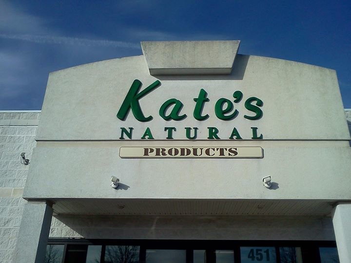Kate's Natural Products cover