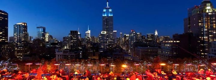 230 Fifth: Best Heated Rooftop Bar/Club/Restaurant In NYC cover