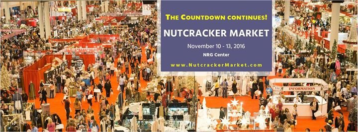 Houston Ballet Nutcracker Market cover