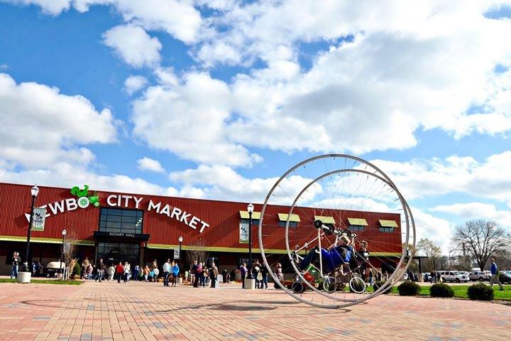 NewBo City Market cover