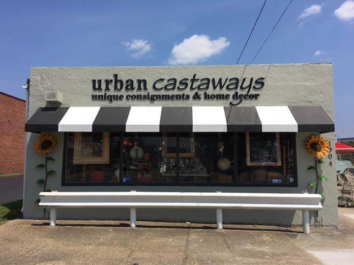 Urban Castaways cover