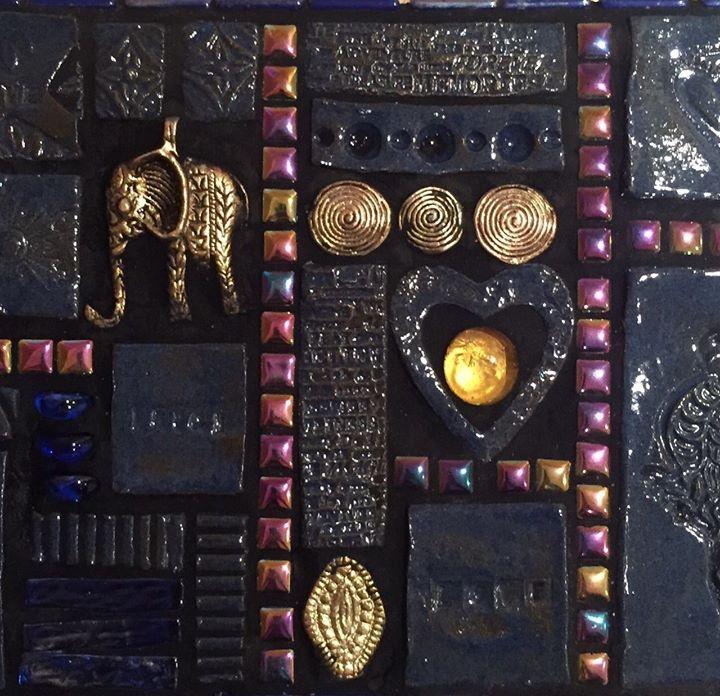 Hemingford Garden Mosaics cover