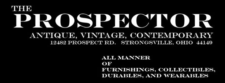 The Prospector cover