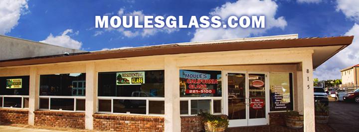 Moule's California Glass, Inc. cover