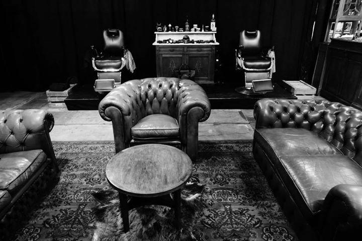 Chaplins Salon & Barbershop cover