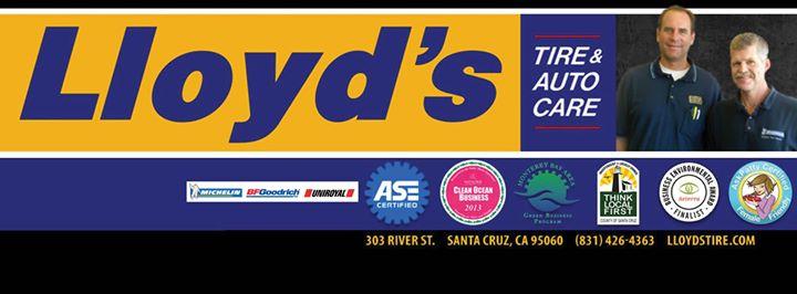 Lloyd's Tire & Auto Care cover