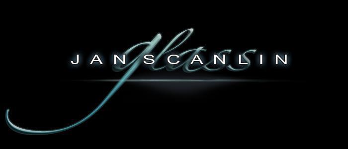 Jan Scanlin Glass cover