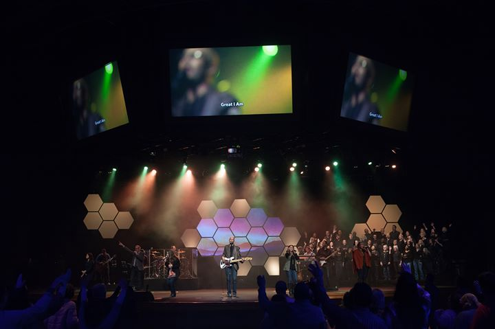 ResLife Church cover