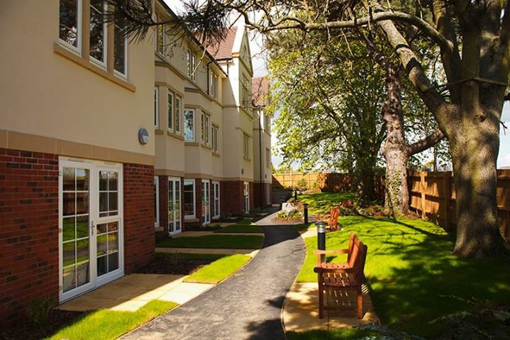 Colne View Care Home cover