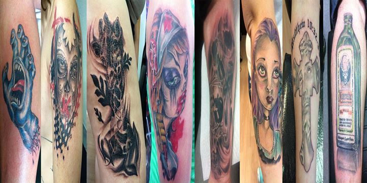 Ink Sin Addiction Tattoos & Piercings cover
