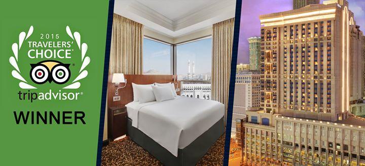 Hilton Suites Makkah cover