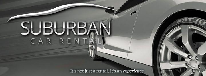 Suburban Car Rental, LLC cover