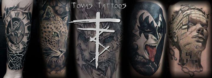 =TOMAS TATTOOS= cover