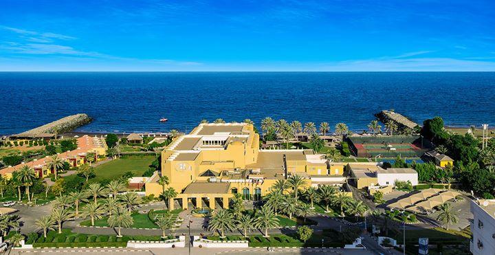 Hilton Fujairah Resort cover
