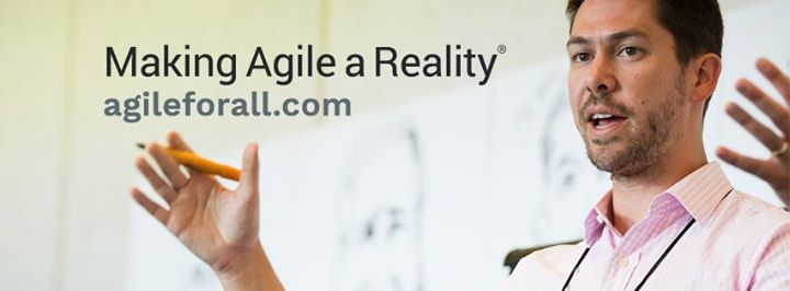 Agile For All cover