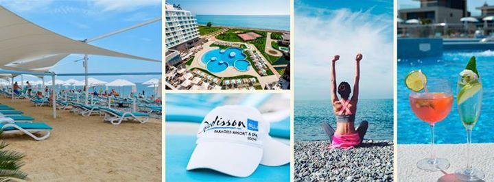 Radisson Blu Paradise Resort & Spa, Sochi cover