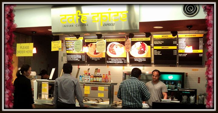 Cafe Spice Express at Liberty Place cover